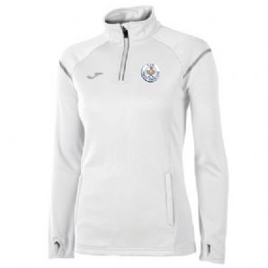 Tralee Tennis Club Joma Ladies Race Jacket White Adults 2019